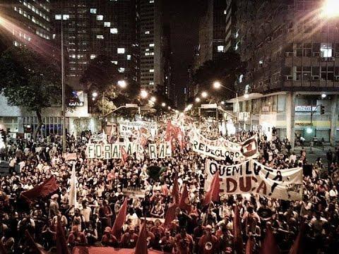 Huelga Brasil