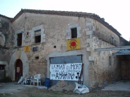 Mas Castelló fachada