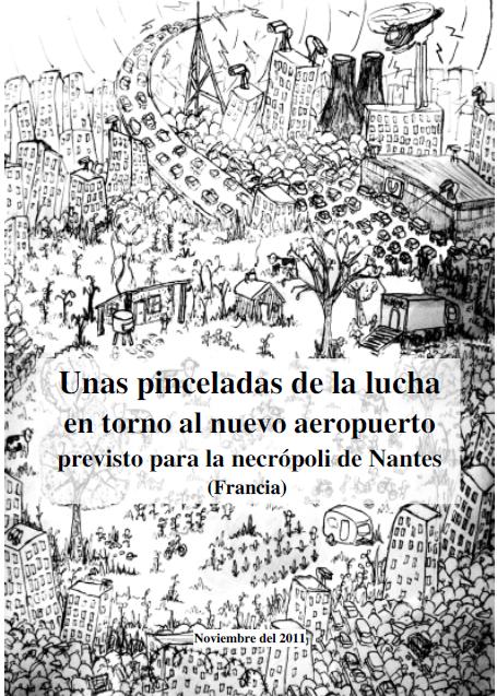 Portada fanzine Notre Dame des Landes
