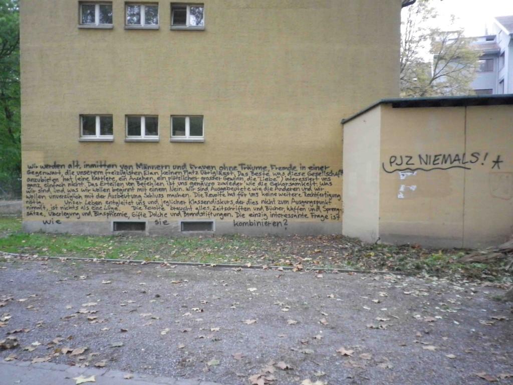 Muro Ai Ferri Corti Zurich