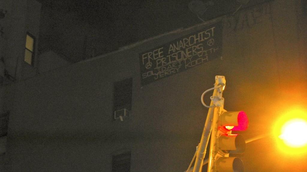 Pancarta Jerry Koch