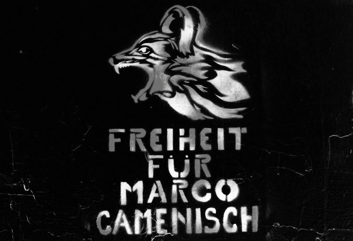 Libertad para Marco Camenisch