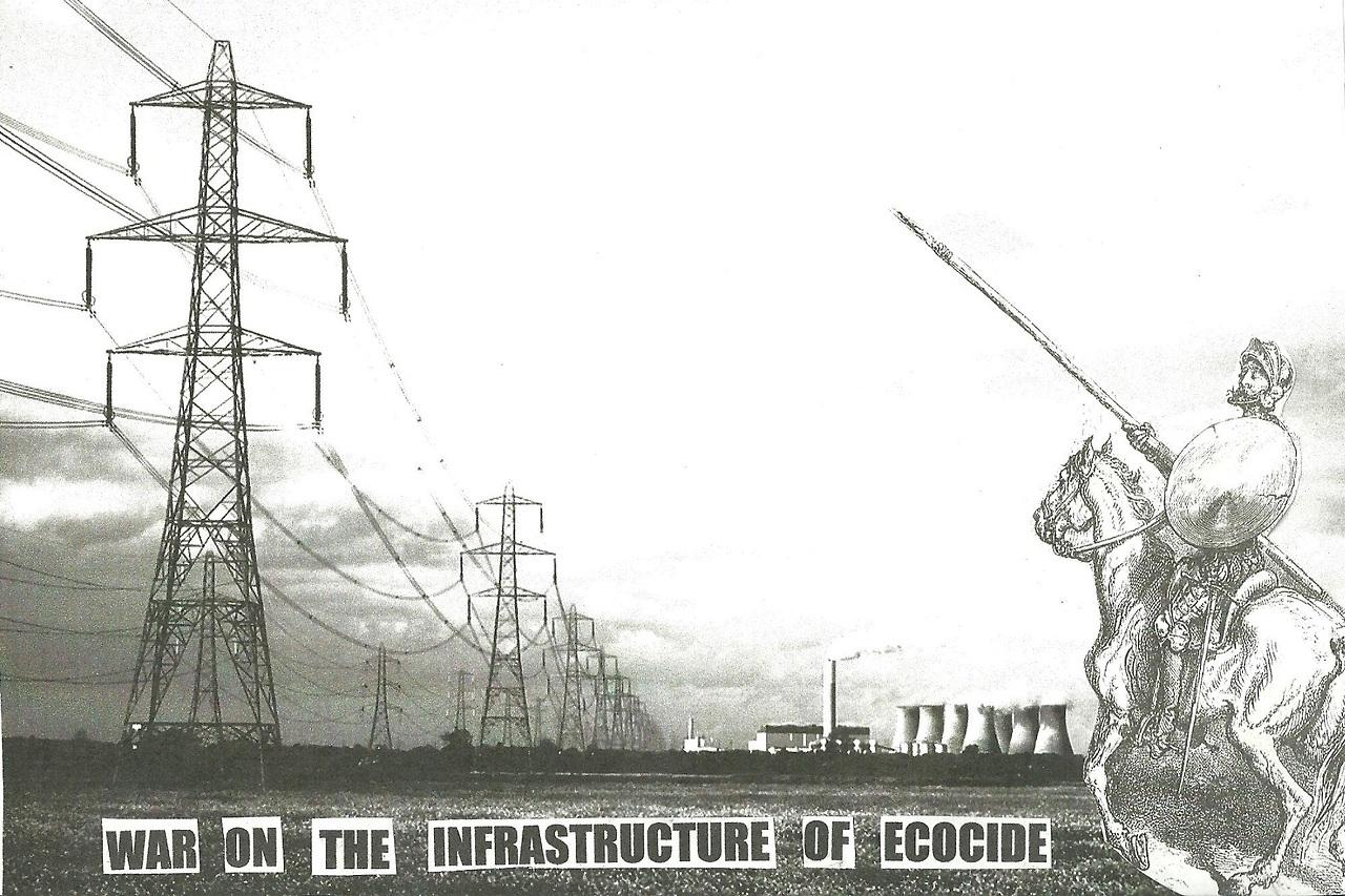 Acción contra el ecocidio