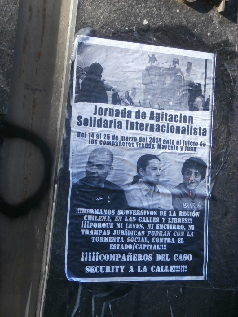Cartel Solidario Caso Security Argentina