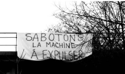 Saboteemos la maquinaria de expulsión