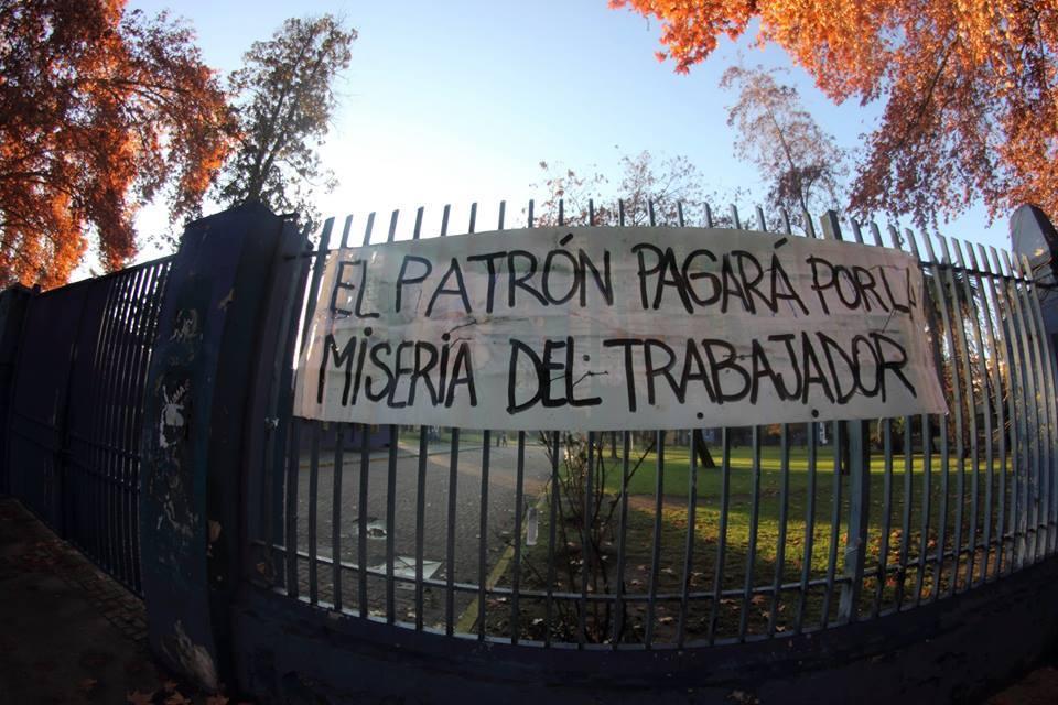 Disturbios Chile 26 Junio 3