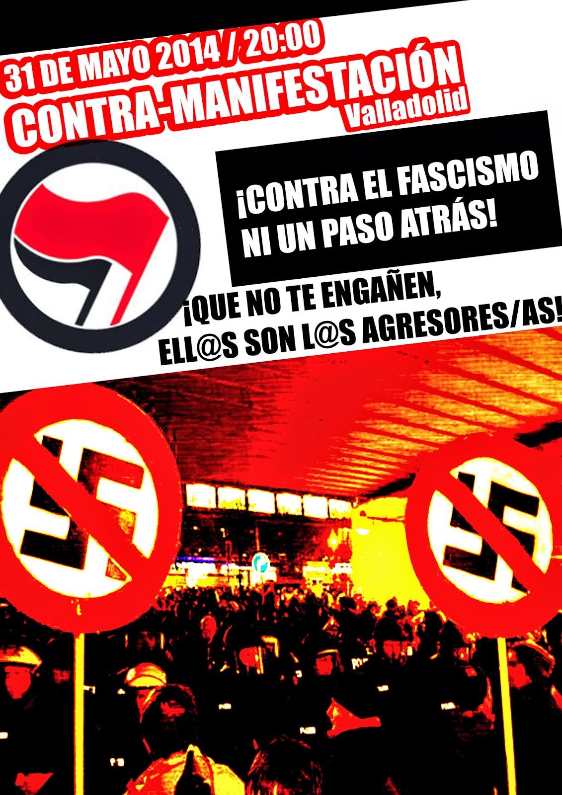Nazis Fachadolid
