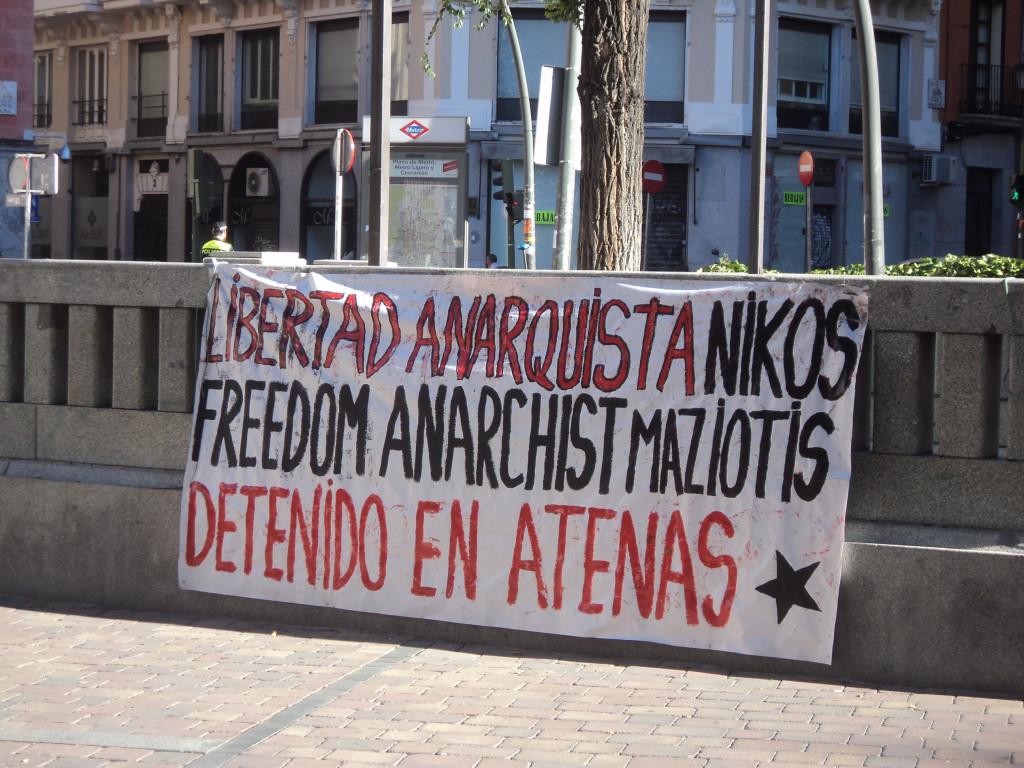 Nikos Maziotis Madrid