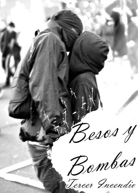 Portada Besos y Bombas 3