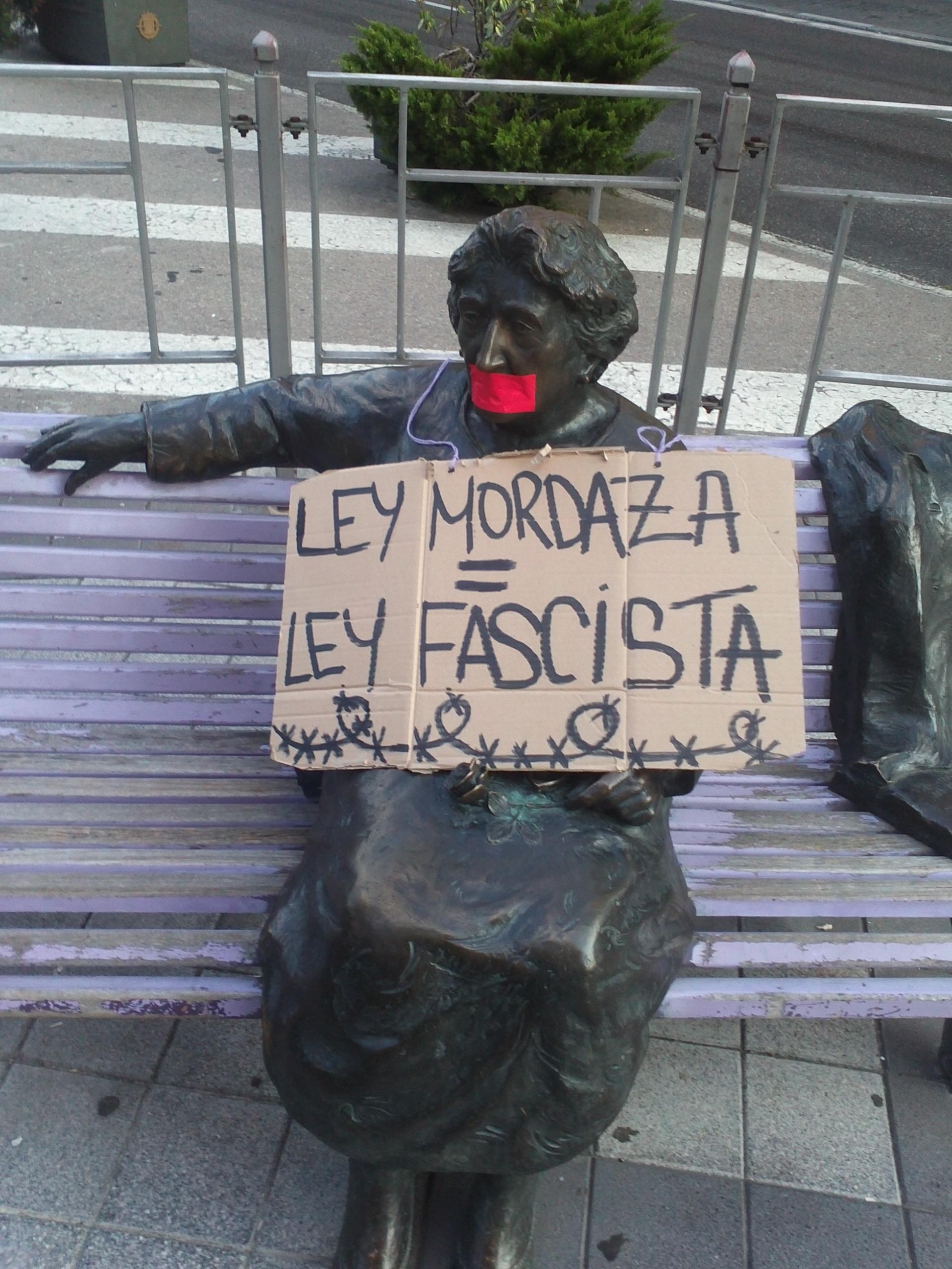 Ley Mordaza 4