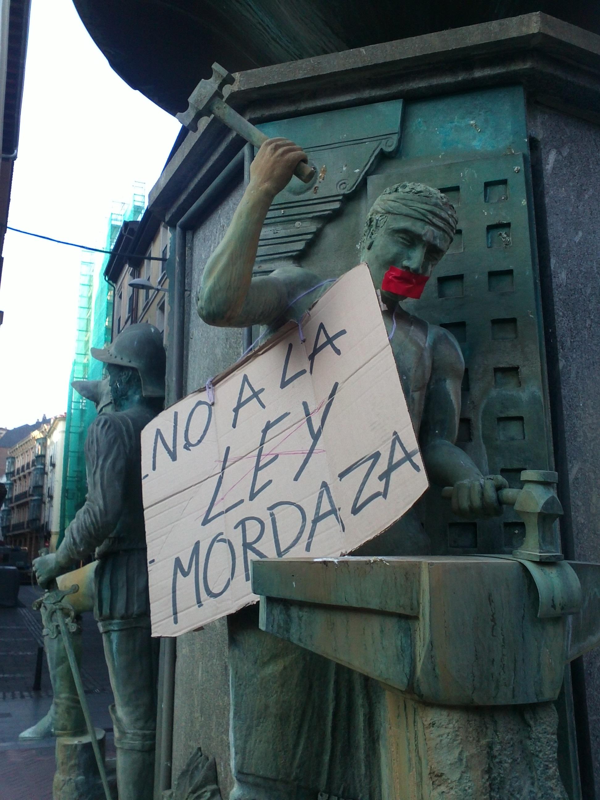 Ley Mordaza 1