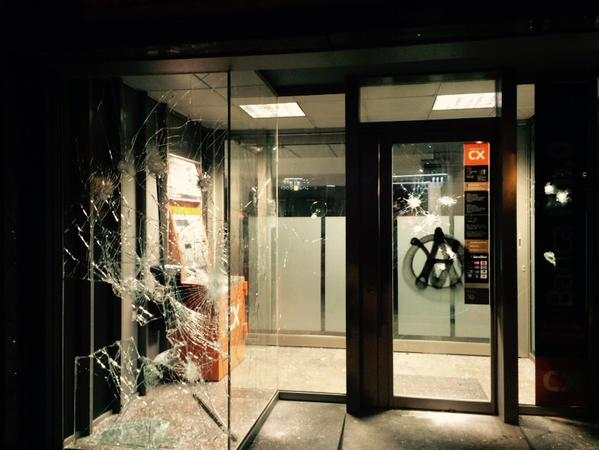 Bancos saboteados Barna 2