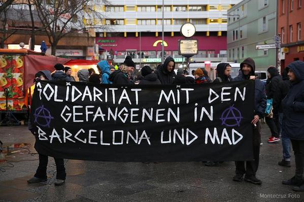 Pancartas Berlín