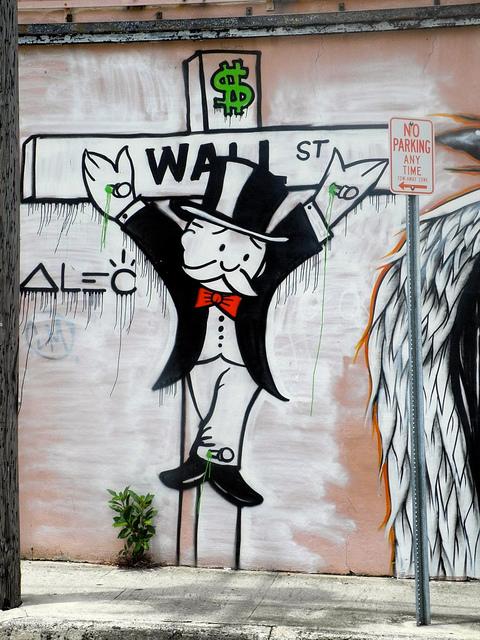 Monopoly Capitalista cruz