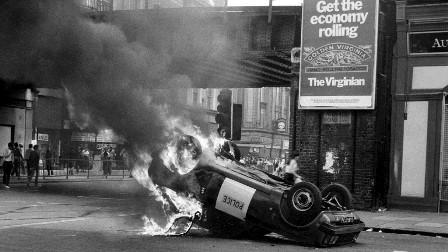 Disturbios Brixton