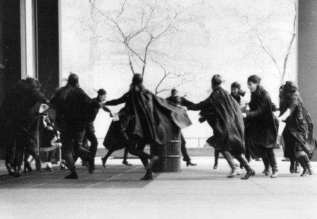 W.I.T.C.H. danza