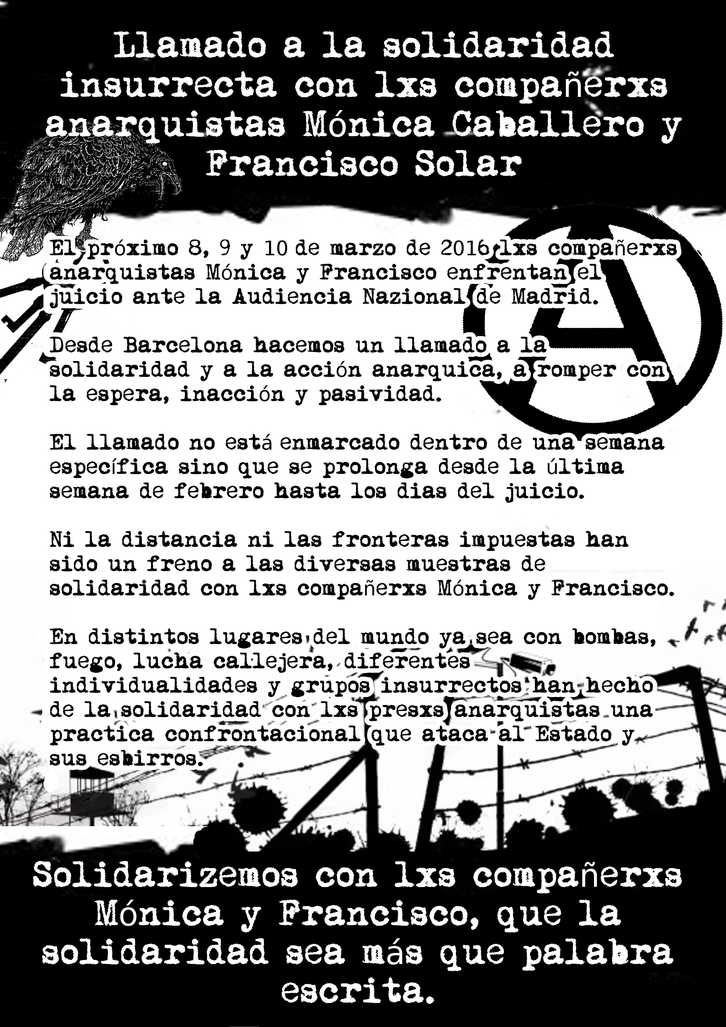 Solidaridad insurrecta MF
