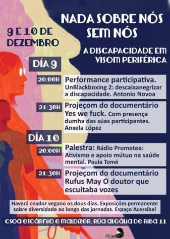 Cartel Jornadas Div. funcional